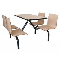 广州餐厅桌椅|麦当劳桌椅|连体餐厅家具(图)
