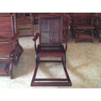 老挝大红酸枝躺椅,交趾黄檀摇椅,大红酸枝摇摇椅