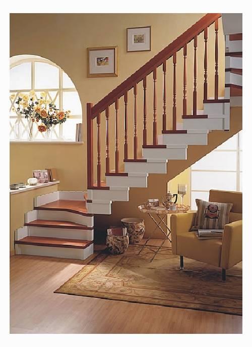 全新积木式组合式楼梯,融入欧州整体楼梯设计理念,重构
