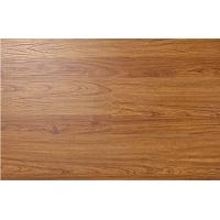 柏高艺术浮雕加宽锁扣地板-FBLK659 柚木