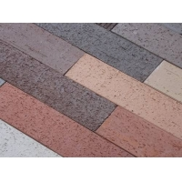 紫砂劈开砖、墙面砖、外墙砖(红、咖啡、黄、灰色系列)