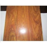 豆宝宝亚花梨实木复合地板