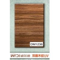 供应沈阳威尔迪2013新品橱柜门板双面木纹DM1236