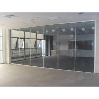 西安高隔断西安高间隔西安成品玻璃隔断-单玻1
