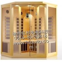 徐州厂家低价直销光波浴房,电气石汗蒸房