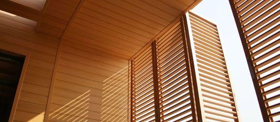 生态木装饰板产品图片