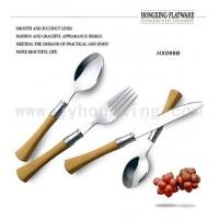 塑柄餐具,不锈钢餐具,塑柄西餐具,塑柄刀叉匙