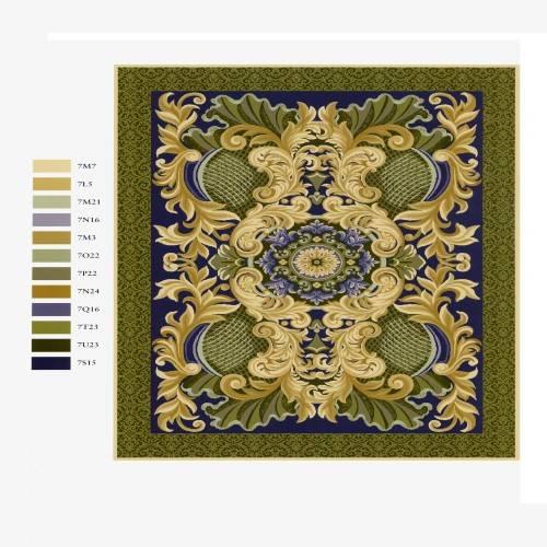 成都欧式地毯 - 金鼠地板