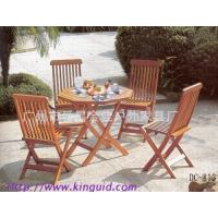 实木桌椅、酒店户外桌椅、休闲桌椅