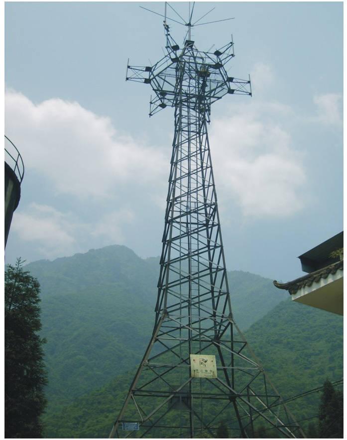 成都通讯铁塔