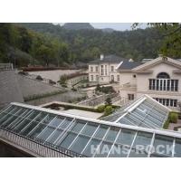 浙江豪宅别墅项目+德国纯进口铝木复合门窗+节能环保门窗
