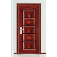 丁级防盗门 钢质进户门 大头圆柱锁 纯铜锁芯 加厚钢板