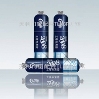 欧利雅2008工程硅酮耐候专用胶/密封胶/玻璃胶/软包/黑批