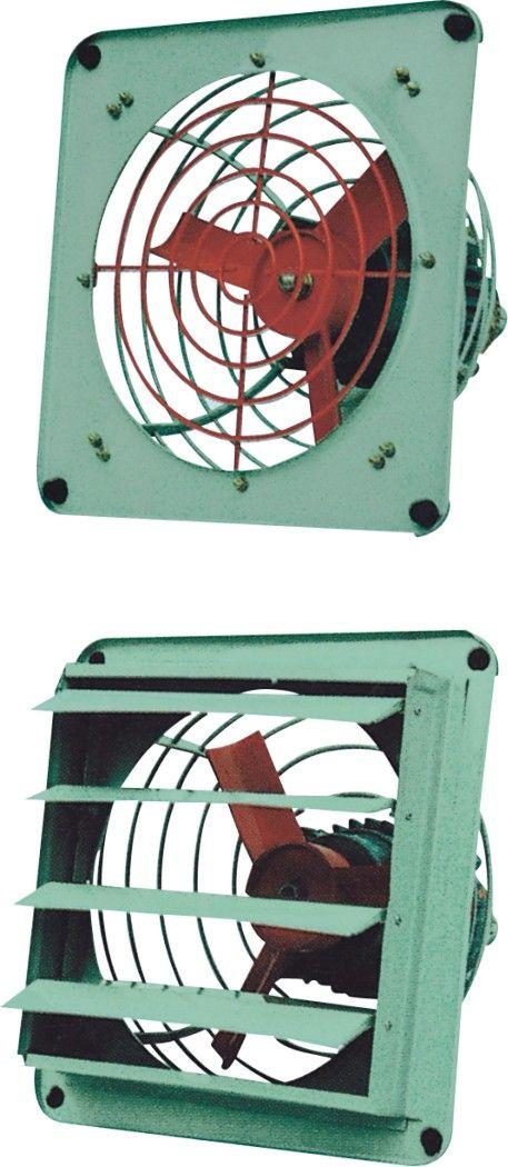 BPS系列防爆壁式排風扇  防爆風機  防爆吊風扇-- 柯銘防爆