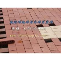 北京周边烧结砖 手工砖 北京园林砖厂 烧结多孔砖 地面砖 烧