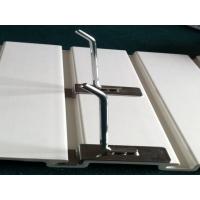 供应高档PVC发泡板,PVC发泡挂板,货架槽板,塑料槽板,万