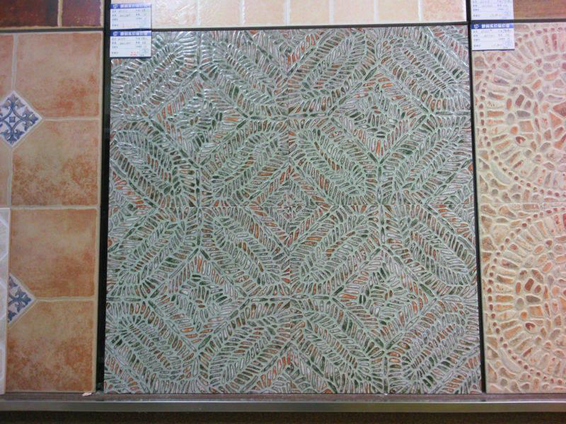 古典艺术砖》欧式仿古风格》拼花系列》阳台/卫生间地砖》400