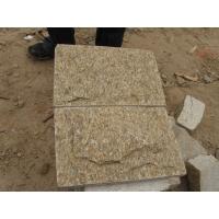外墙蘑菇石厂家直销黄木纹蘑菇石,黄色文化砖