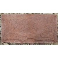 河北文化石厂家|河北蘑菇石厂家红色蘑菇石高粱红蘑菇石外墙砖