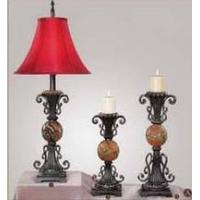 欧美古典装饰品 软装饰品 花瓶 烛台 果盘 装饰盘 灯饰批发