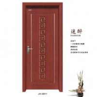 家豪套装门-实木复合烤漆门JH-0911