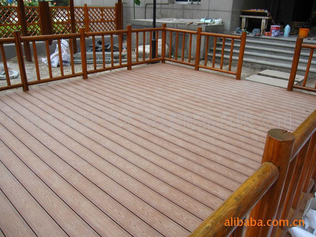 美新耐迪塑木 高级木塑地板