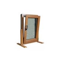 北辰铝包木窗