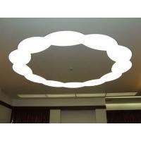 上海灯箱膜、A级防火膜、透光膜、柔性天花、软膜天花安装