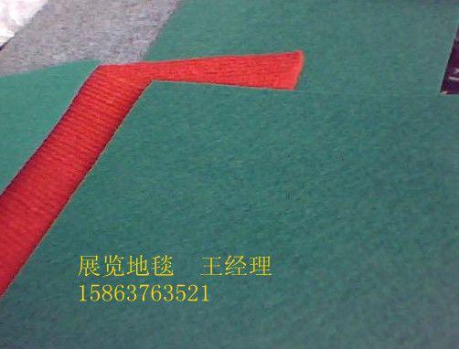 一次性绿色地毯