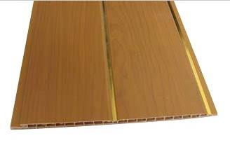 PVC扣板 金多美耐老化塑钢装饰壁板