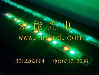 led洗墙灯,大功率线条洗墙灯,大功率led灯具,dmx512大功率led洗墙灯