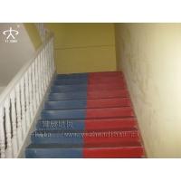 特供全国PVC塑胶地板革翼辰PVC塑胶运动地板专业研发