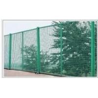 桥梁防护网、桥梁隔离栅、浸塑桥梁防护隔离栅、热度桥梁防护网