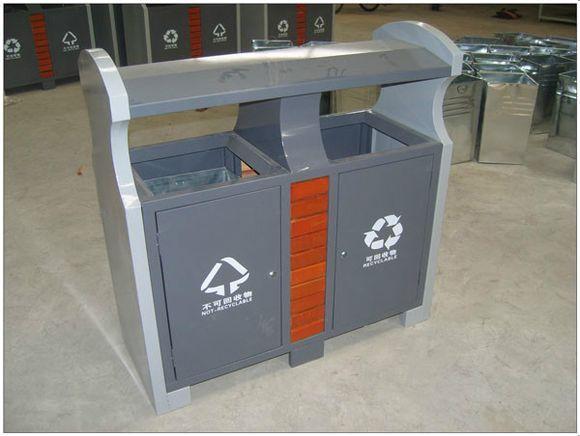 垃圾桶/江安县,长宁县,洪雅县,丹棱县,青神县钢制垃圾桶