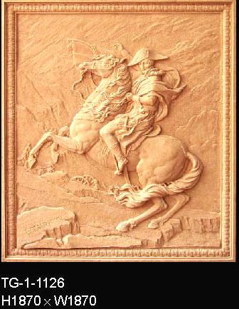 上海砂岩雕塑,古罗马艺术石,砂岩浮雕,文化砖 - 九正