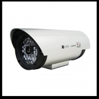 高清晰红外夜视监控摄像机