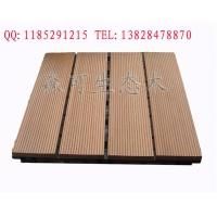 户外地板1,绿可木生态木,环保节能木塑,防水板隔音板