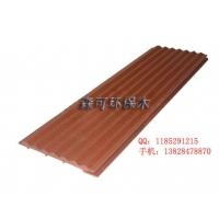98三角板,綠可木生態木,環保節能木塑,防水隔音板,背景墻板