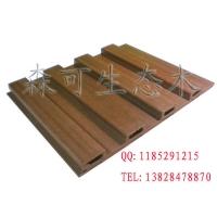 192长城板,绿可木生态木,环保节能木塑,防水隔音板,背景墙