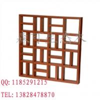 方木格栅效果5,绿可木生态木,环保节能木塑,隔音板