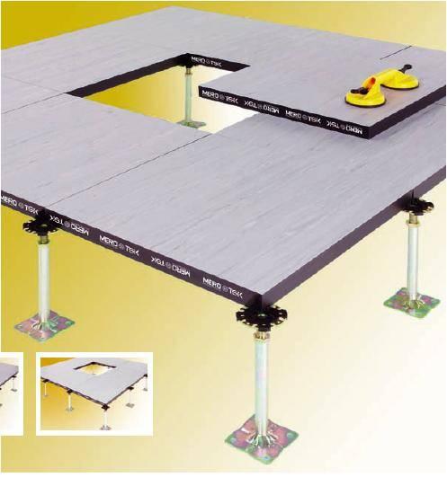 美露硫酸钙防静电地板