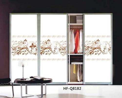 成都惠丰衣柜门-强化玻璃门5