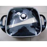 韩式方锅电热锅