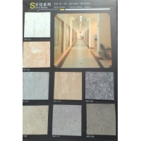 科美石塑地板