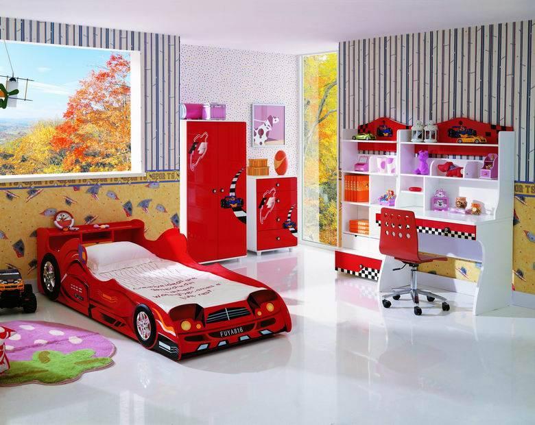 家具 卧室家具 成套家具 gt 汽车造型儿童床 查看