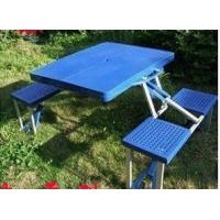 铝合金桌椅/海伸桌椅定制