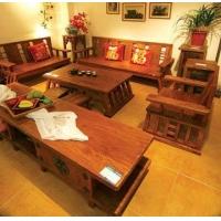 松木家具系列修复