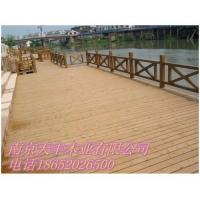 南京防腐木地板-南京碳化木