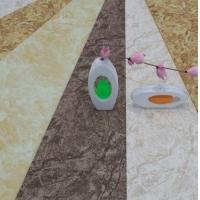纳百利石塑地板适用于家庭/办公/学校/商业