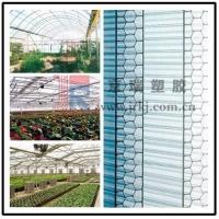供应各种雨棚、停车棚、花房、温室大棚等专用阳光板